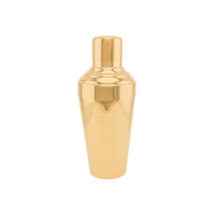 Baron Cocktail Shaker - Gold