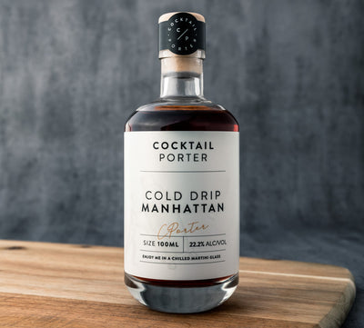 Cold Drip Manhattan