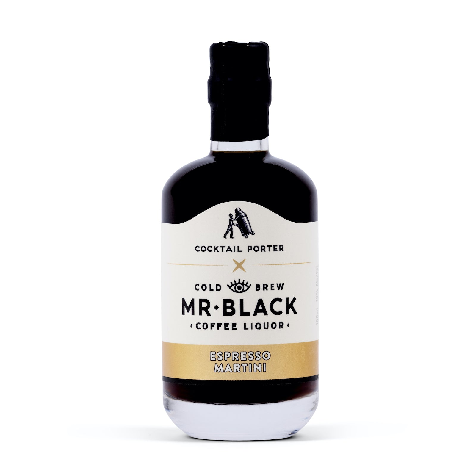 Mr Black Espresso Martini Bottled Cocktail