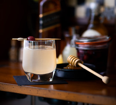 Whisky Sour 4 Ways