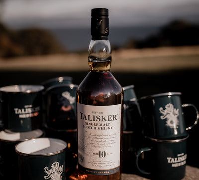Talisker Hot Toddy