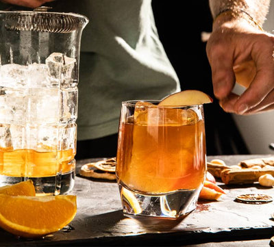 Treacle Old Fashioned