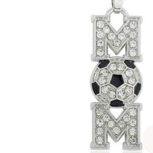 Load image into Gallery viewer, Soccer Mom Necklace & Pendant