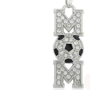 Soccer Mom Necklace & Pendant