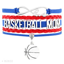 Load image into Gallery viewer, Love Basketball Bracelet
