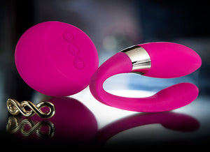 Lelo's Tiani 2 is a remote-controlled couples' vibrator to wear when making love.
