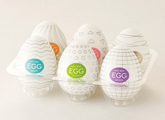 tenga egg variety six pack