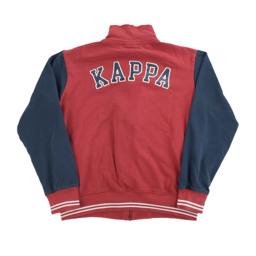 Kappa Zip Sweatshirt - Medium