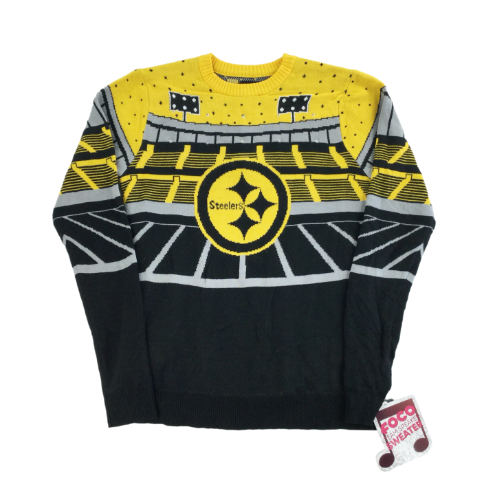NFL Pittsburgh Steelers Sweatshirt - Small