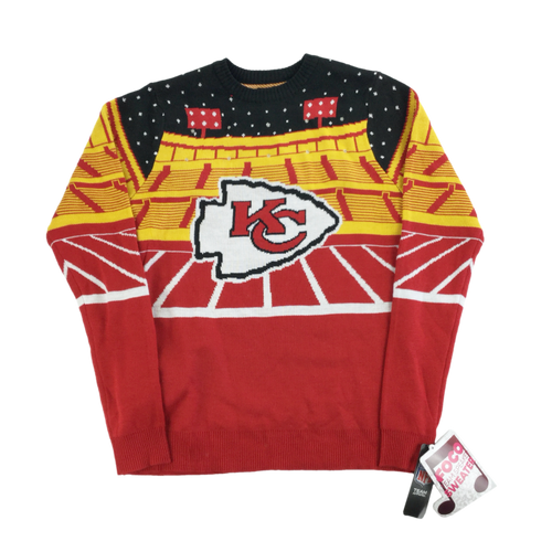 NFL Kansas City Chiefs Sweatshirt - Small