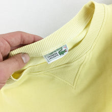 Load image into Gallery viewer, Lacoste 90s Sweatshirt - Small