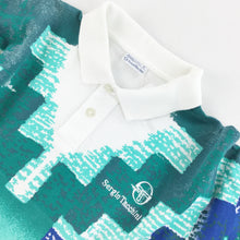 Load image into Gallery viewer, Sergio Tacchini Polo Shirt - Medium