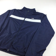 Load image into Gallery viewer, Fila Track Jacket - XL