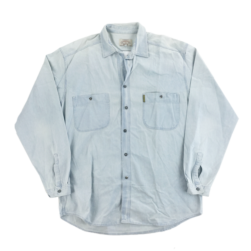 Armani Denim Shirt - XL