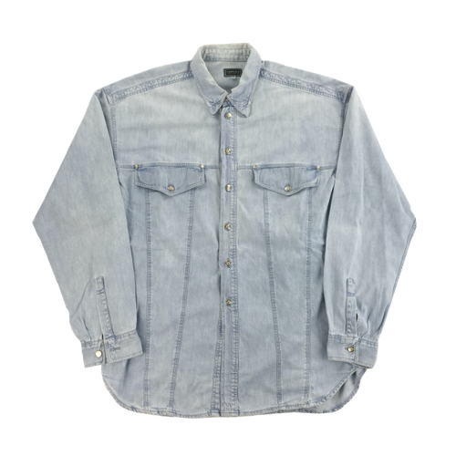 Versace Denim Shirt - XL