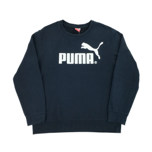 Puma Basic Sweatshirt - Large