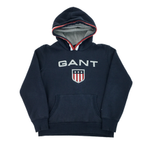 Load image into Gallery viewer, Gant Spellout Hoodie - Medium
