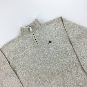 Kappa 1/4 Zip Sweatshirt - XL