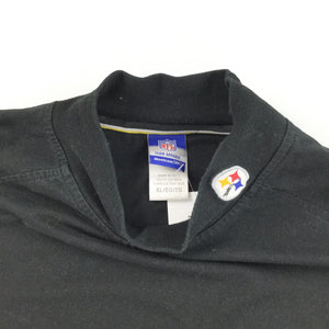 Reebok NFL Steelers Mockneck Shirt - XL
