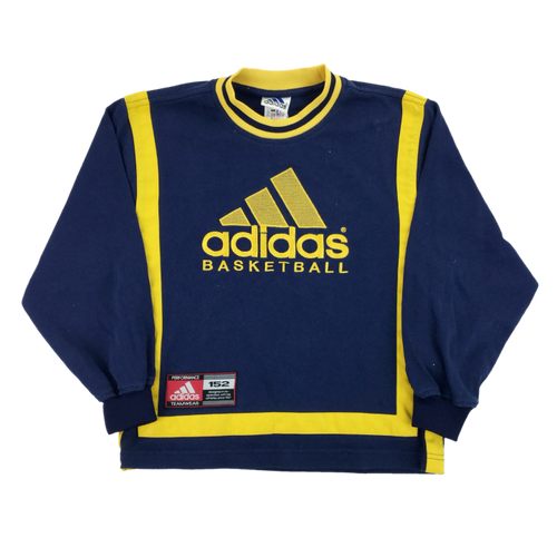 Adidas Basketball Sweatshirt - Women/Small