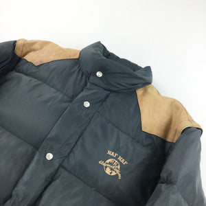 Naf Naf Winter Puffer Jacket - Large