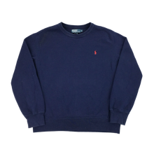 Load image into Gallery viewer, Ralph Lauren Basic Sweatshirt - Large
