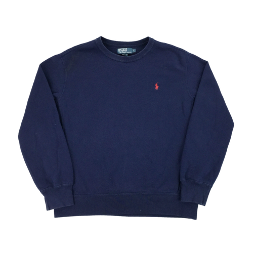 Ralph Lauren Basic Sweatshirt - Large