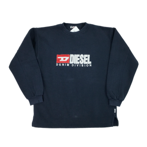 Diesel Bootleg Sweatshirt - Medium
