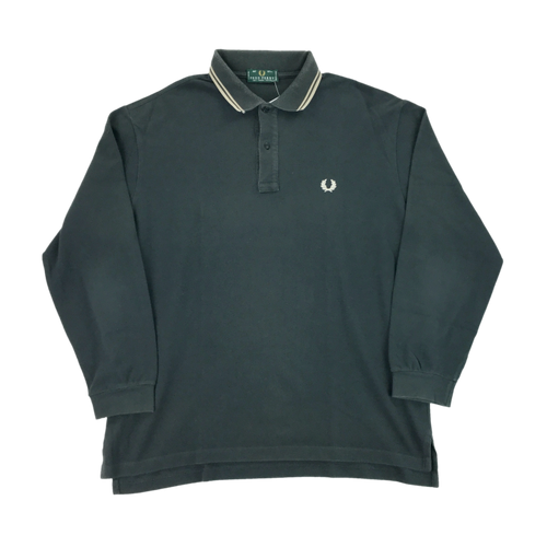 Fred Perry longsleeve Polo Shirt - Large