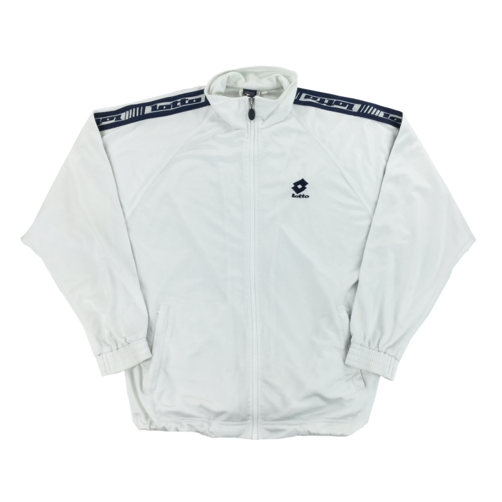 Lotto Track Jacket - Large