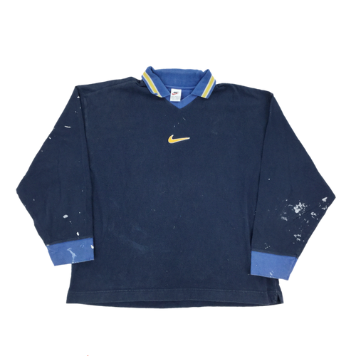 Nike 90's Center Swoosh Sweatshirt - XL