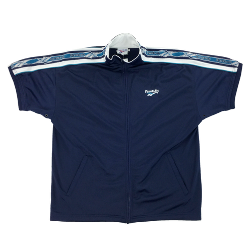 Reebok Short Sleeve Jacket - Large
