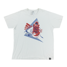 Load image into Gallery viewer, Adidas Sneaker T-Shirt - XL