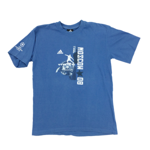 Adidas Moskau 2008 T-Shirt - Small