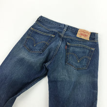 Load image into Gallery viewer, Levi's 501 Denim Jeans - W32 L36