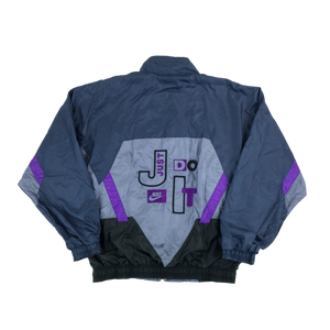 Nike 80s Just Do It Jacket - Medium