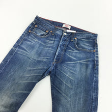 Load image into Gallery viewer, Levi's 501 Denim Jeans - W32 L34