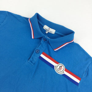 Moncler Bootleg Polo Shirt - Small