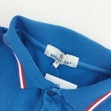 Load image into Gallery viewer, Moncler Bootleg Polo Shirt - Small
