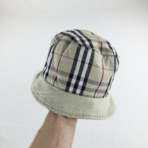 Burberry Reversible Bucket Hat - L/XL