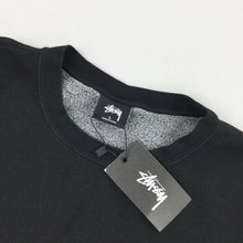 Load image into Gallery viewer, Stussy Deadstock Oldschool Sweatshirt - S/L