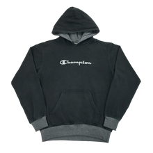 Load image into Gallery viewer, Champion Spellout Hoodie - Medium