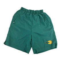 Load image into Gallery viewer, Retro Shorts Green - Large