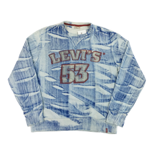Load image into Gallery viewer, Levi's Tie Dye Sweatshirt - Large