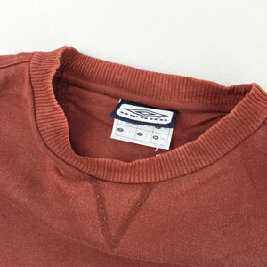 Umbro Basic Sweatshirt - Large
