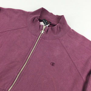 Champion Zip Sweatshirt - Women/XL