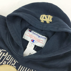 Champion Notre Dame Football Hoodie - Woman/XL
