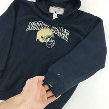 Load image into Gallery viewer, Champion Notre Dame Football Hoodie - Woman/XL