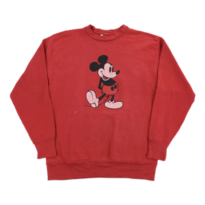 Disney Mickey Mouse Sweatshirt - Large