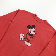Load image into Gallery viewer, Disney Mickey Mouse Sweatshirt - Large